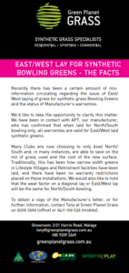 The Facts on Synthetic Bowling Greens Insert