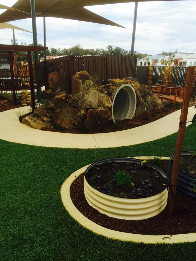CHILDCARE & EARLY LEARNING CENTRES - Green Planet Grass