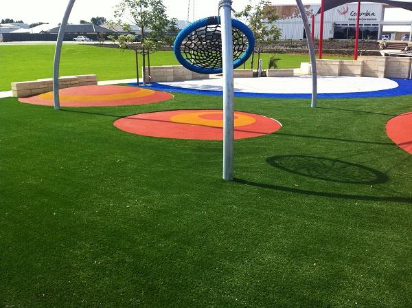 Public Playground - Green Planet Grass