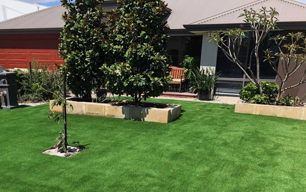 Verges & Front Yard - Green Planet Grass