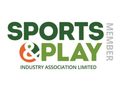 Sports and Play Industry Association Logo Blog post - Green Planet Grass