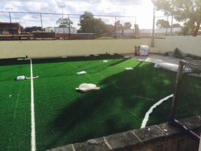 Loftus Futsal Installation