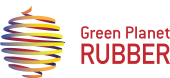 green planet rubber logo