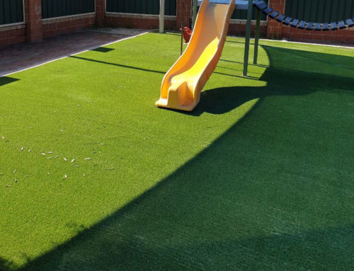 Shock-Pad For Playgrounds & Sporting Applications