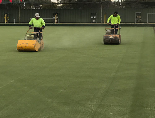 There's more to a new Synthetic Grass Bowling Green