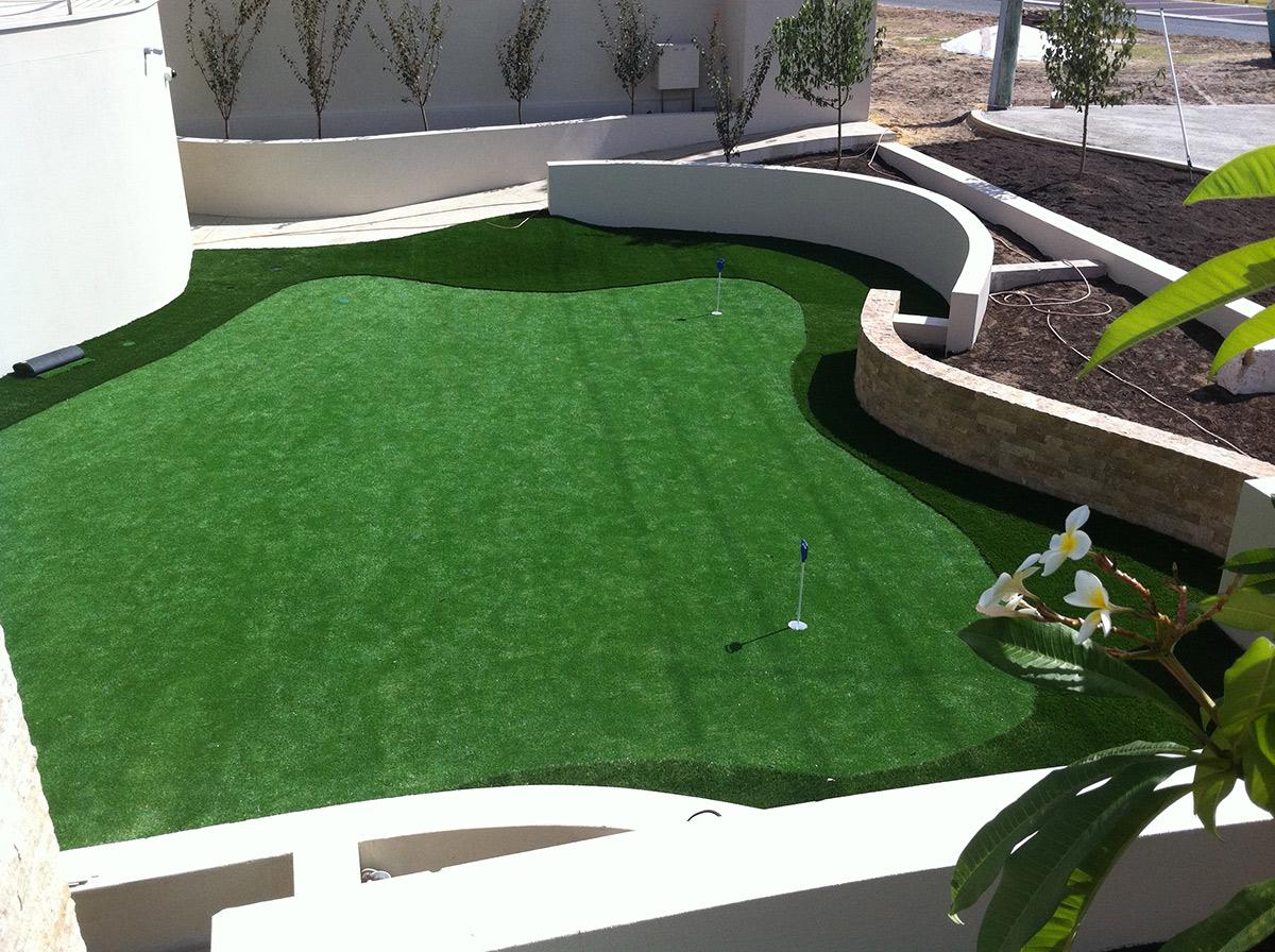 Putting Greens & Mini Golf Perth
