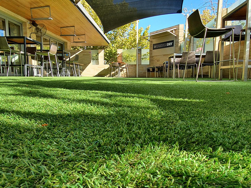 SPILLFILL for synthetic lawn in Perth, WA - Green Planet Grass